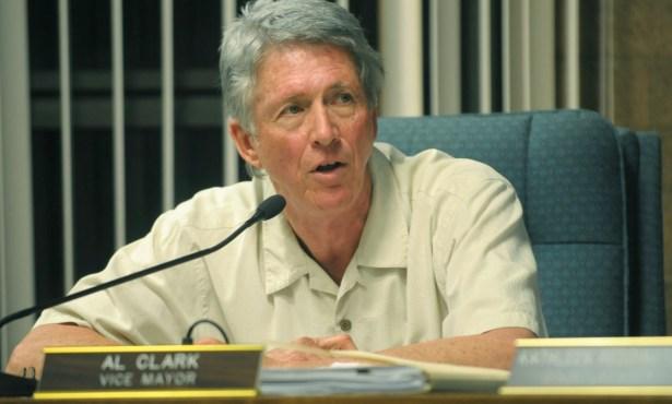 Al Clark Makes a Stand