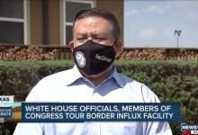 Carbajal Visits Texas Border Camp Holding 766 Children