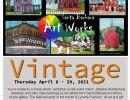 Vintage – A Virtual Artists' Exhibition