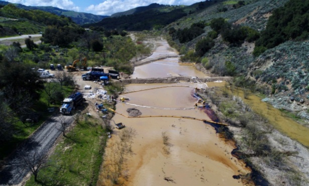 Driver Criminally Charged in Cuyama Oil Truck Spill