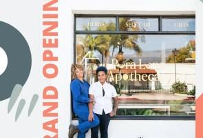 Pura Luna Apothecary & Full Spiral Salon Opening