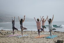 Embracing Santa Barbara's Many Outdoor Yoga Options