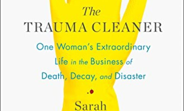 Indy Book Club's March Selection: 'The Trauma Cleaner'