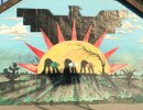 Junta Comunitaria Murales del Parque Ortega