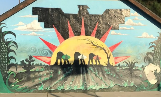 Honor the Murals of Ortega Park