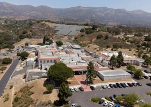 Santa Barbara County's Jail Diversion Glass 80 Percent Full