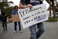 Former Biltmore Employees Seeking $6 Million in Separation Pay