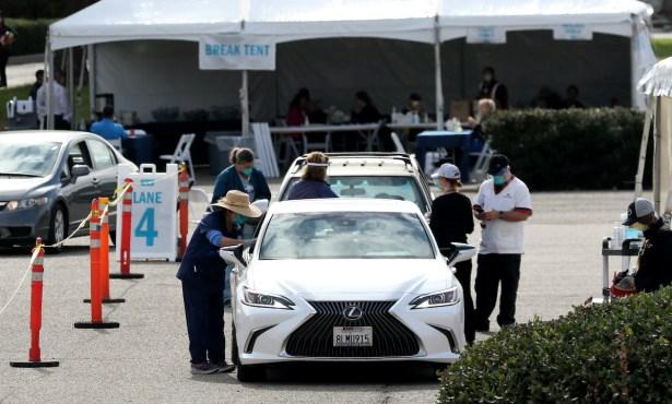 Santa Barbara County Enters Orange Tier