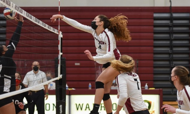 Westmont Women's Volleyball Ousted from Nationals