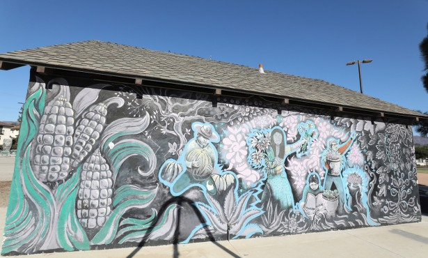 Ortega Park Neighborhood Invited to Discuss Future of Park and Its Murals