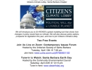 Zoom Event: The Year of Climate Action