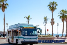 End of the Line for Santa Barbara's Downtown and Waterfront Shuttles?