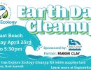 Earth Day East Beach Cleanup