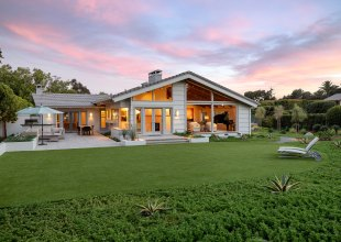 Outdoor Living in Santa Barbara