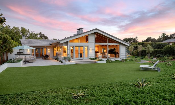 Outdoor Living in Santa Barbara