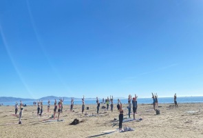 Donation Yoga Class: Save the San Marcos Foothills