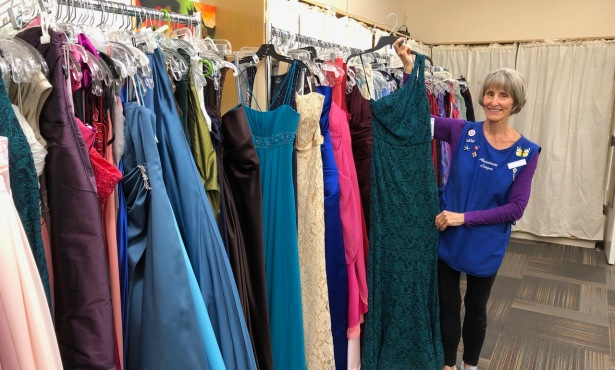 Need a Prom Dress? Assistance League® of Santa Barbara Has You Covered