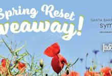 Spring Reset Giveaway: Santa Barbara Symphony