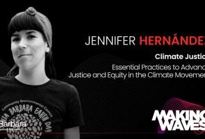 TedXSantaBarbara: Making Waves – Climate Justice via Zoom
