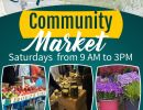 Lompoc Outdoor Community Market Grand Opening