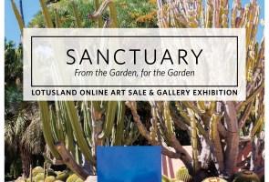 Sanctuary: Lotusland Art Sale & Exhibition Online