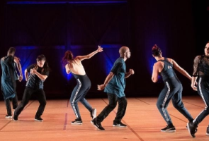 Online Event: Movement Workshop Shake-a-Leg with Archie & Ephrat