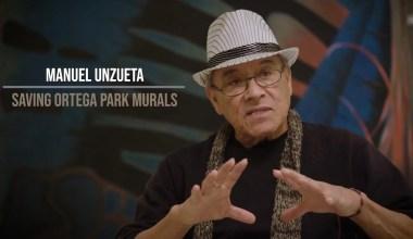 Saving Ortega Park Murals | Manuel Unzueta