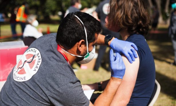 Street Medics Continue Vaccinating Santa Barbara's Homeless Population
