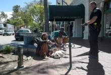 'Sit-Lie' Homeless Ordinance May Extend to Milpas Street