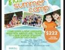 Montessori Spanish Familia Summer Camp 2021