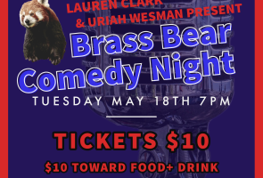 Brass Bear Comedy Night Revival Show
