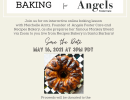 Virtual Event: Baking For Angels
