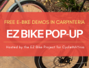 EZ Bike Pop Up: Carpinteria