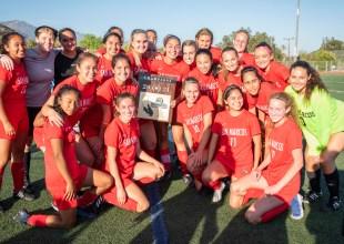 San Marcos Girls Soccer Claims CIF Championship