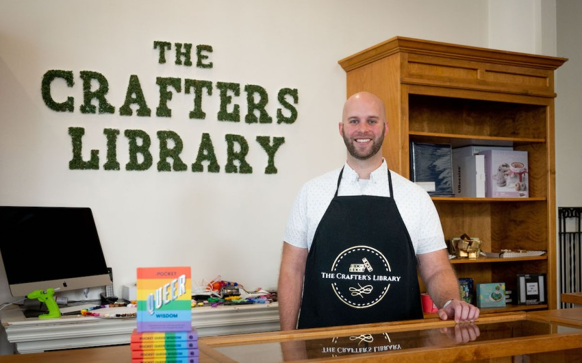 A New Safe Space for Santa Barbara Arts & Crafts