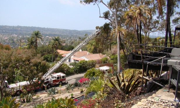 Riviera House Fire Was Accidental Electrical Start