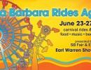 SANTA BARBARA RIDES AGAIN! Carnival Rides & Games, Food, Beer Garden, Live Music!
