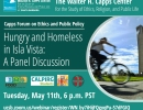 Zoom Discussion: Hungry and Homeless in Isla Vista