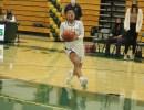 Athena Saragoza Scores 40 Points on Senior Night