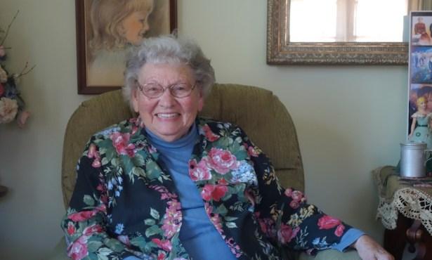 Lompoc's Beloved Historian Myra Manfrina Turns 100