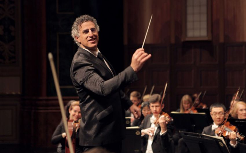 Santa Barbara Symphony Plays Fanfares