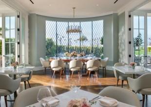 The Revere Room Resets Miramar's Lobby Table