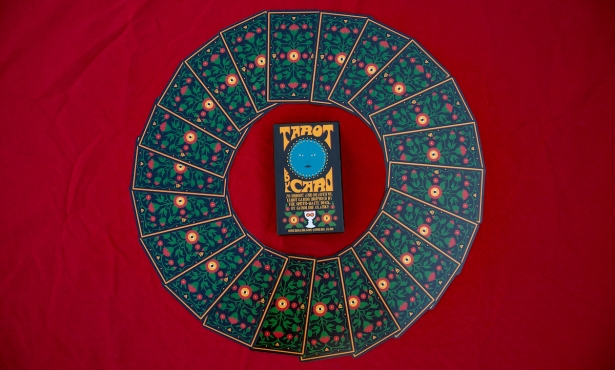 The Fool's Journey with Tarot by Caro