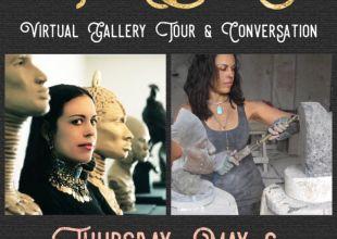 A Conversation & Virtual Gallery Tour with Toni Scott