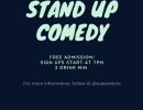 WEDNESDAYS OPEN MIC STAND UP COMEDY Mel's Lounge