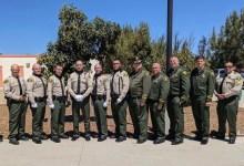 Five Sheriff's Deputies Graduate from the Allan Hancock College Basic Law Enforcement Academy