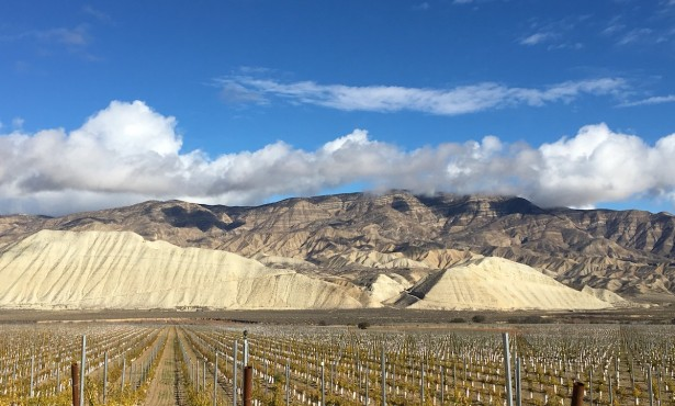 State Knocks 'Deficiencies' in Cuyama Valley Groundwater Plan