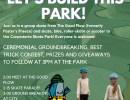 Ground Breaking Event for Carpinteria Skatepark