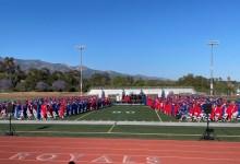 More Than 400 Seniors Walk in San Marcos High School Graduation
