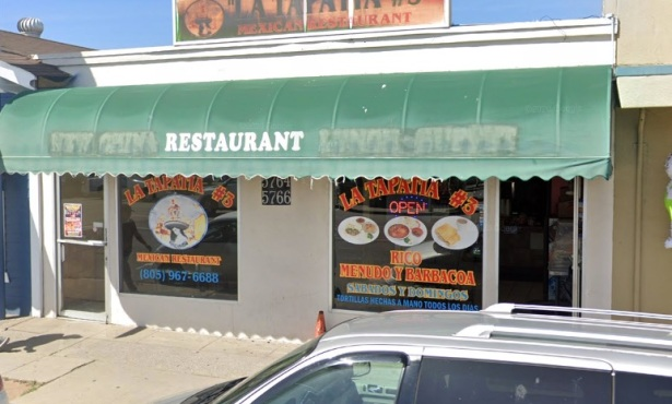 Fake Website Alert Issued for La Tapatia #3